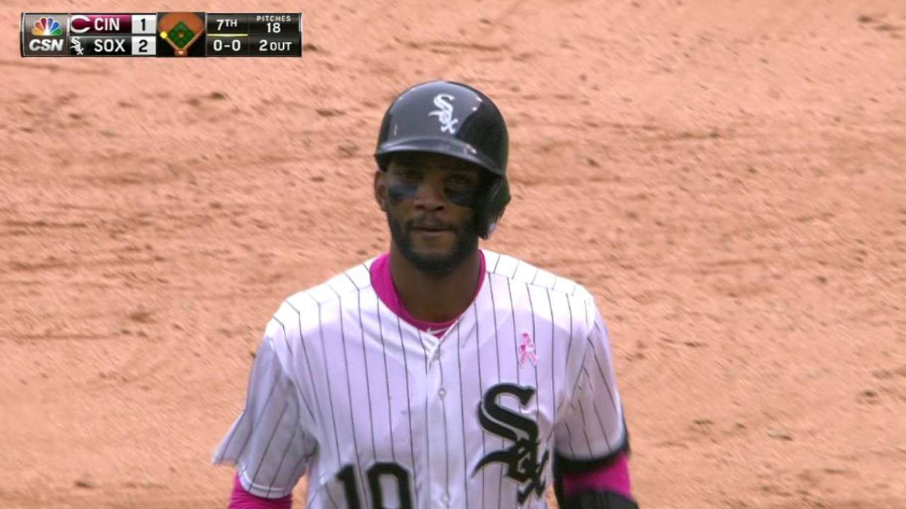White Sox try to take home on the road