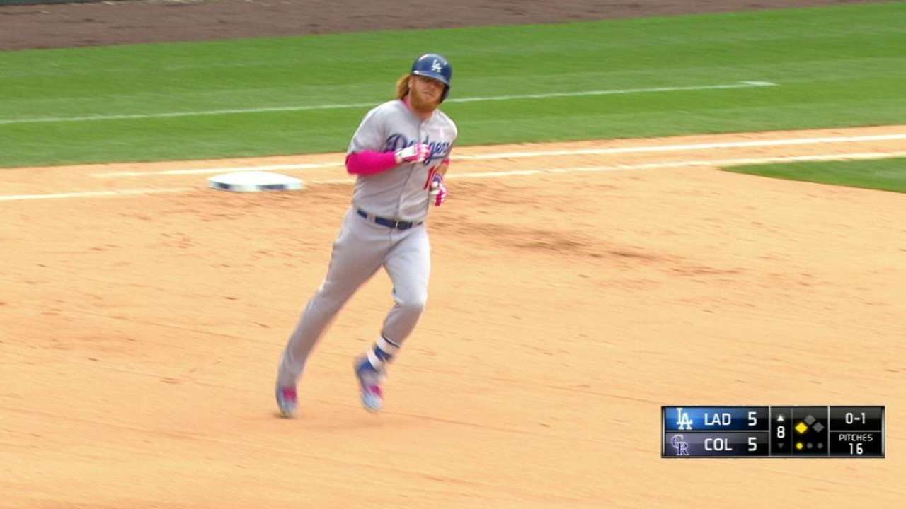 Dodgers salen airosos pese a mala tarde de Kershaw