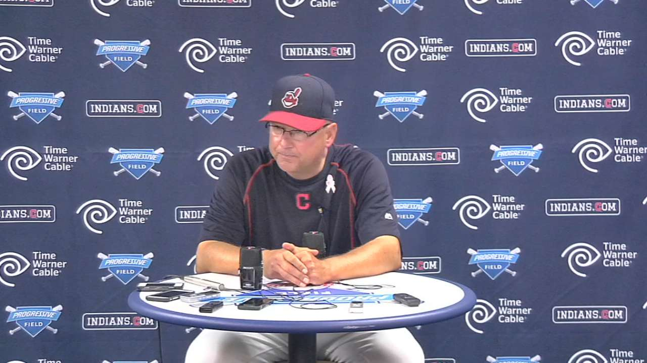 Tribe sees road to success with new lineup, strong pitching