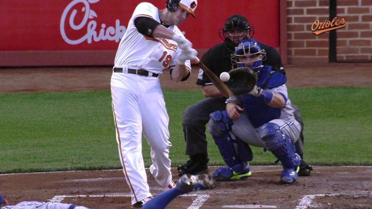 O's thump Blue Jays in return to Baltimore