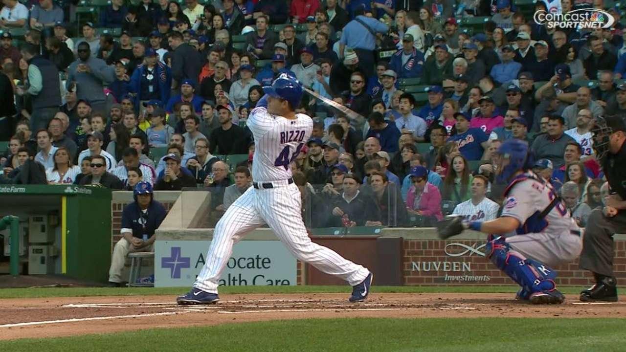 It's Rizzo-Donaldson, Bryant-Pujols in Home Run Derby