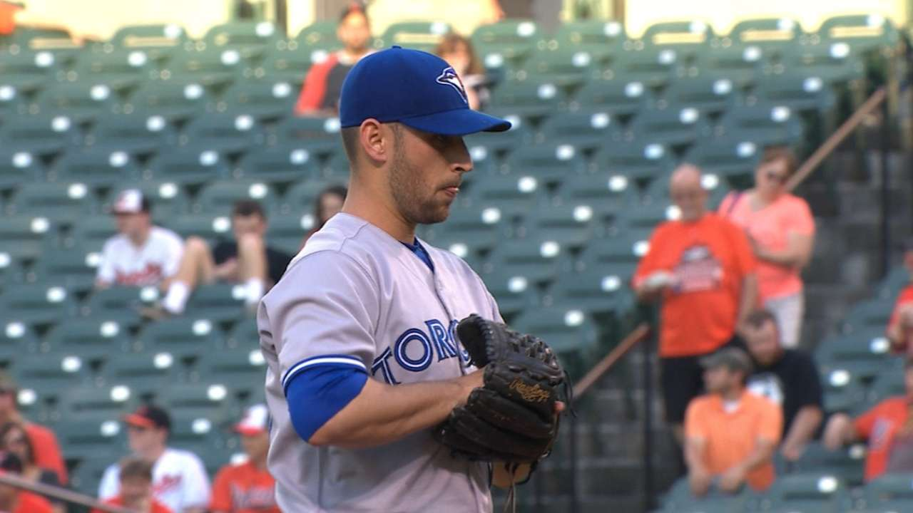 Estrada finds form after rocky first inning