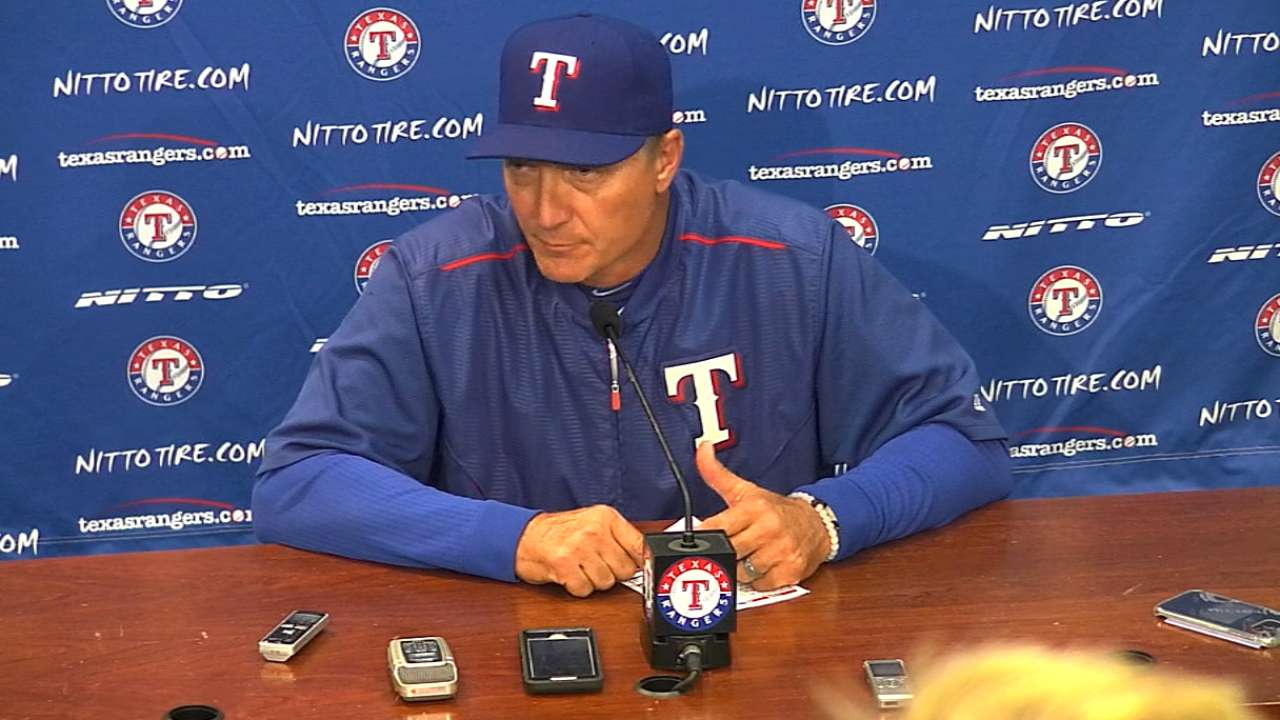 Banister on Lewis' performance