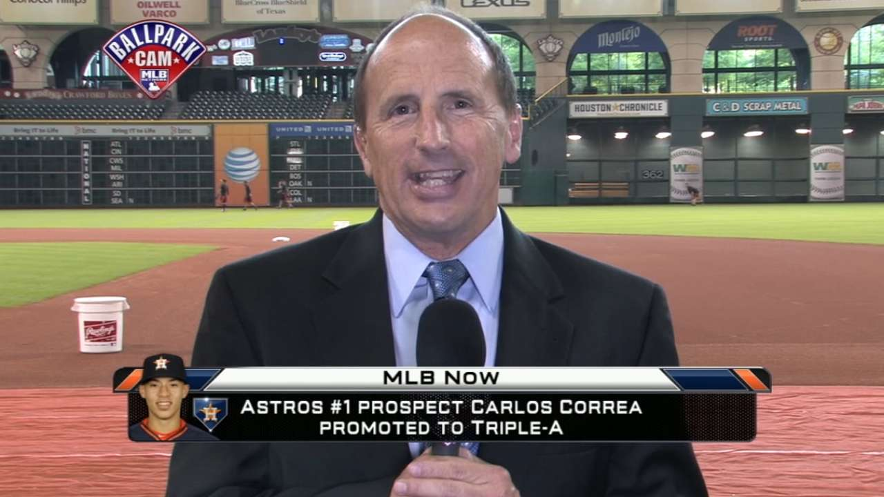 Fantasy Twitter Q&A: What is Correa's value?