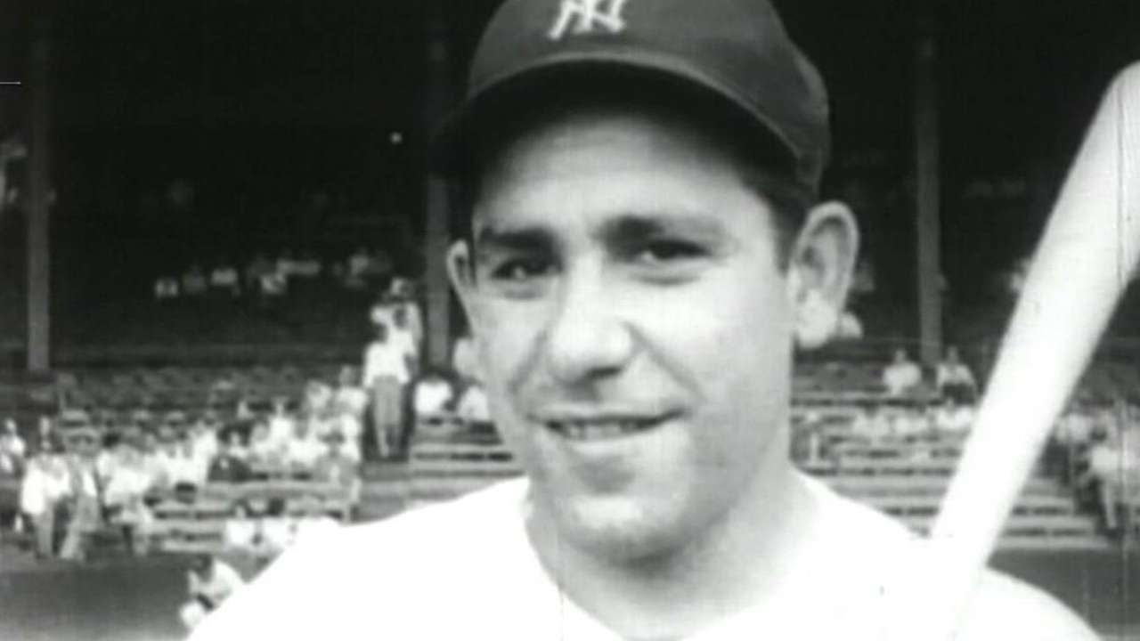 Yanks TV wishes Yogi Happy 90th