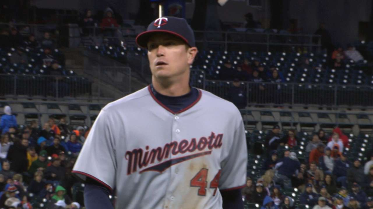 Gibson's seven strong innings