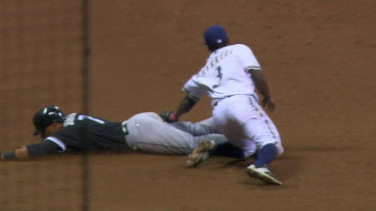 Safe call in 9th overturned