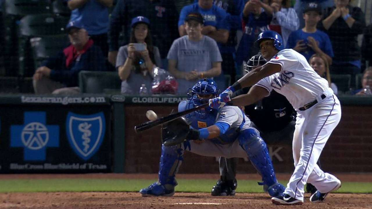 Beltre's game-tying single
