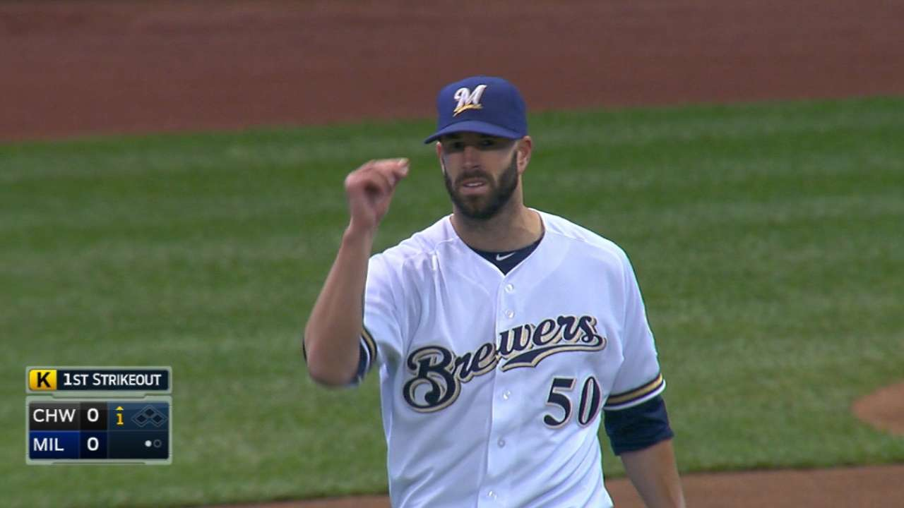 Fiers sees 7-K outing as a building block