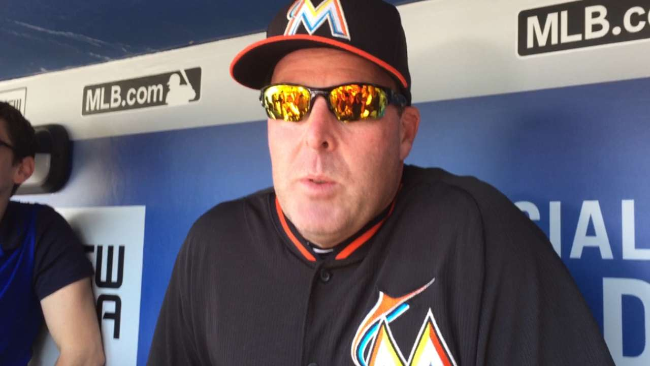 With no set closer, Marlins talking to Soriano