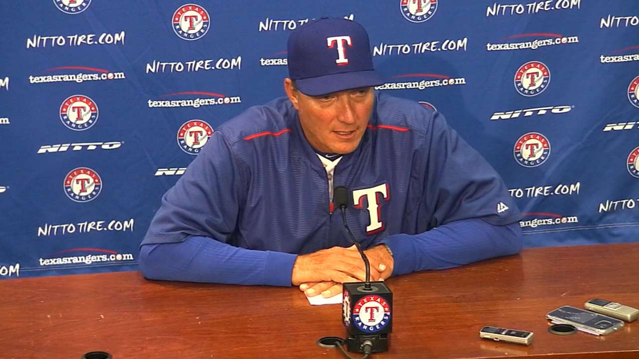 Rangers' miscues mount up in tough defeat