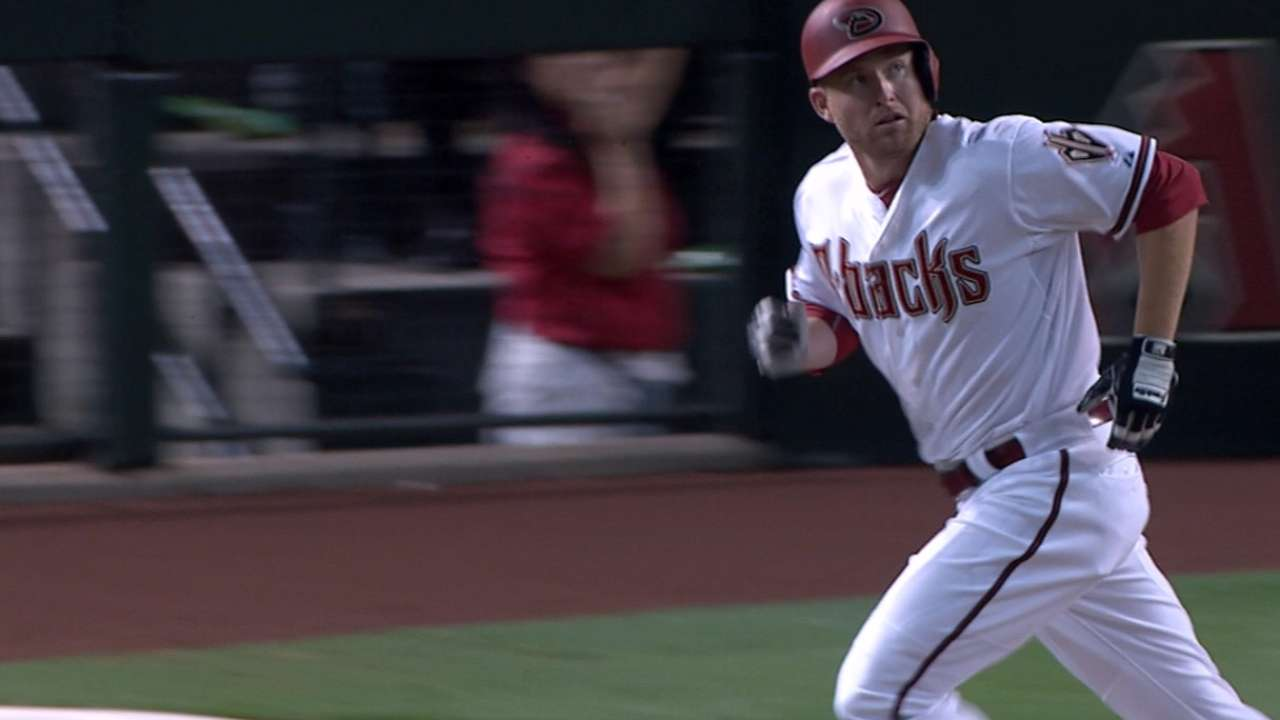 Trumbo's HRs help D-backs power past Nats