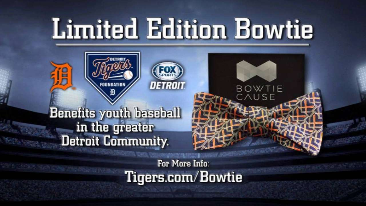 Tigers TV on BowTie charity
