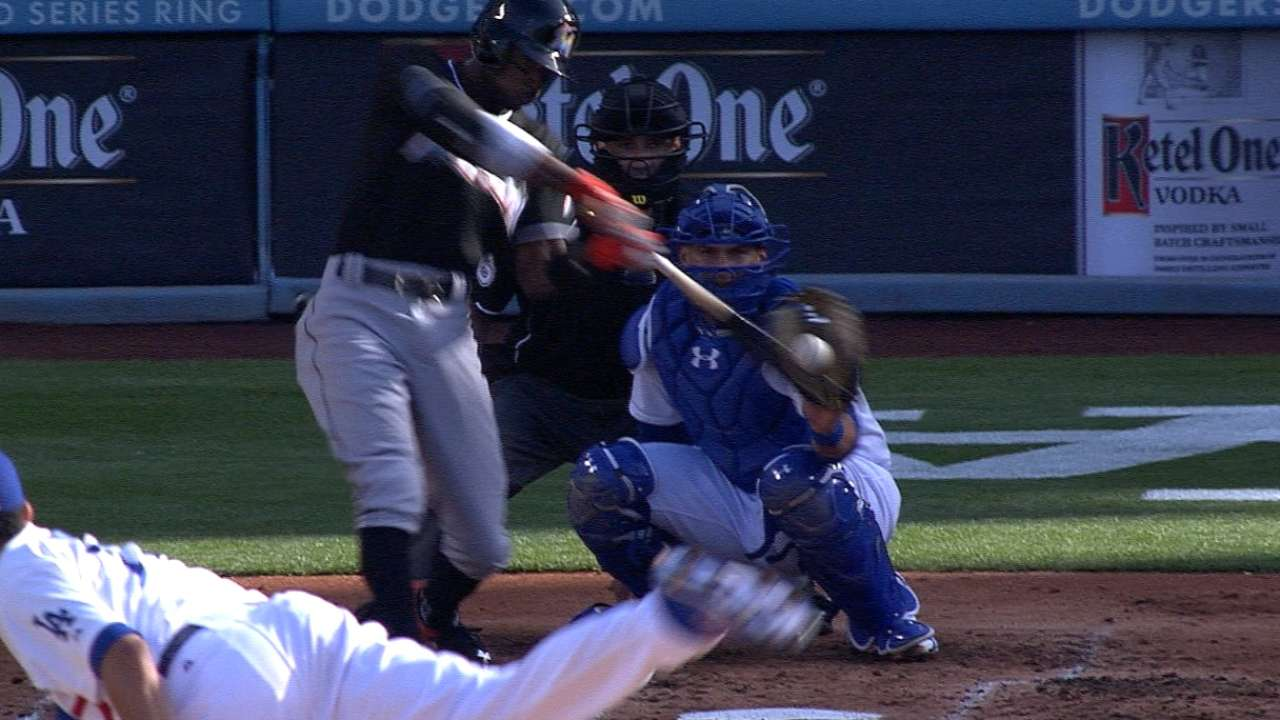 #ASGWorthy: Dee lapping the field at plate