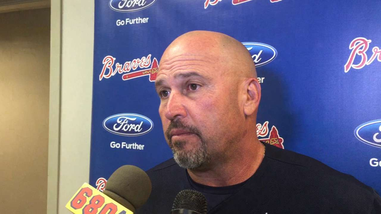 Fredi on Stults, loss