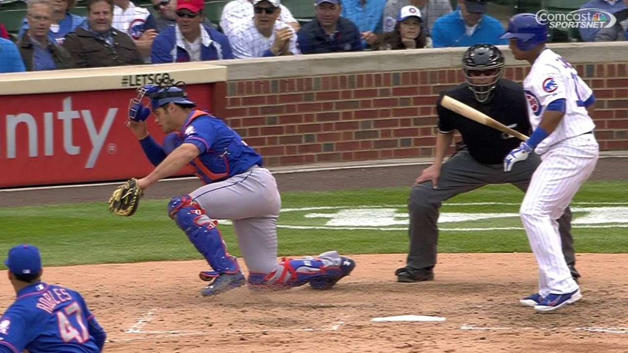 Cubs sweep Mets, hand Maddon 800th win