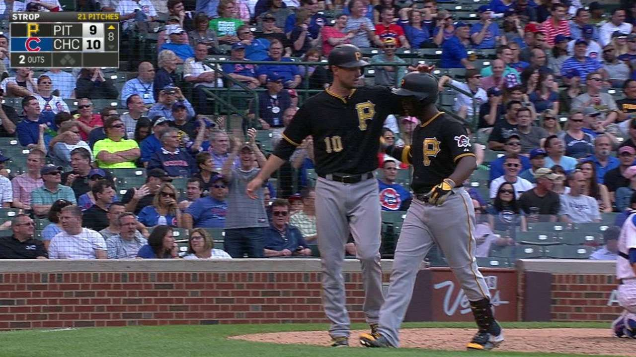 Pirates back to patient approach at the plate