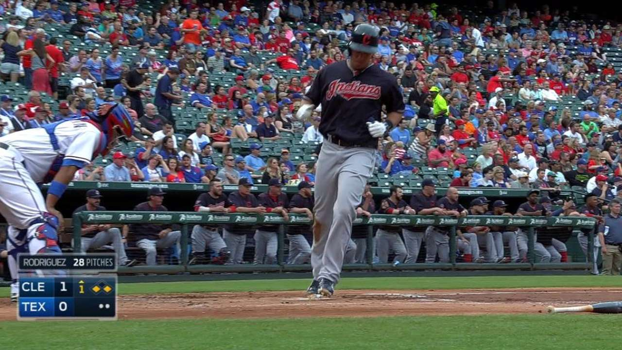 Swisher's RBI double