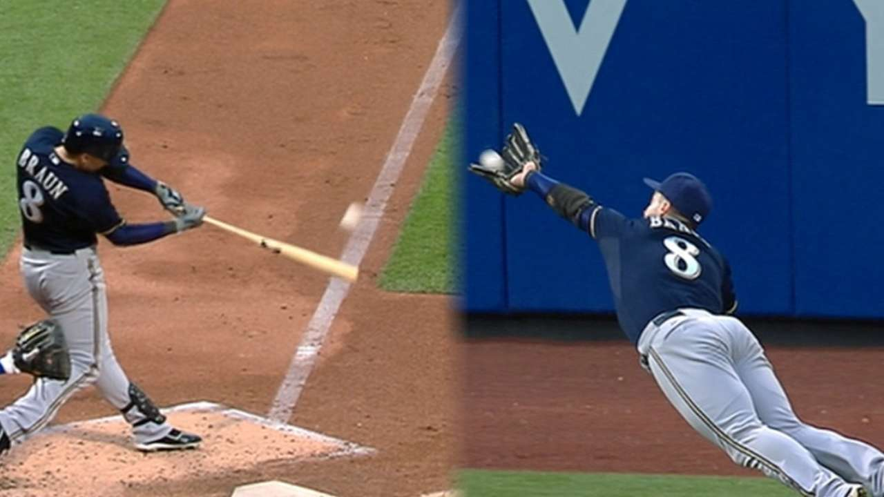 Must C: Braun's all-around game