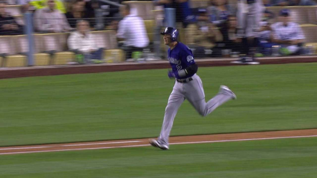 Tulo leaves game early