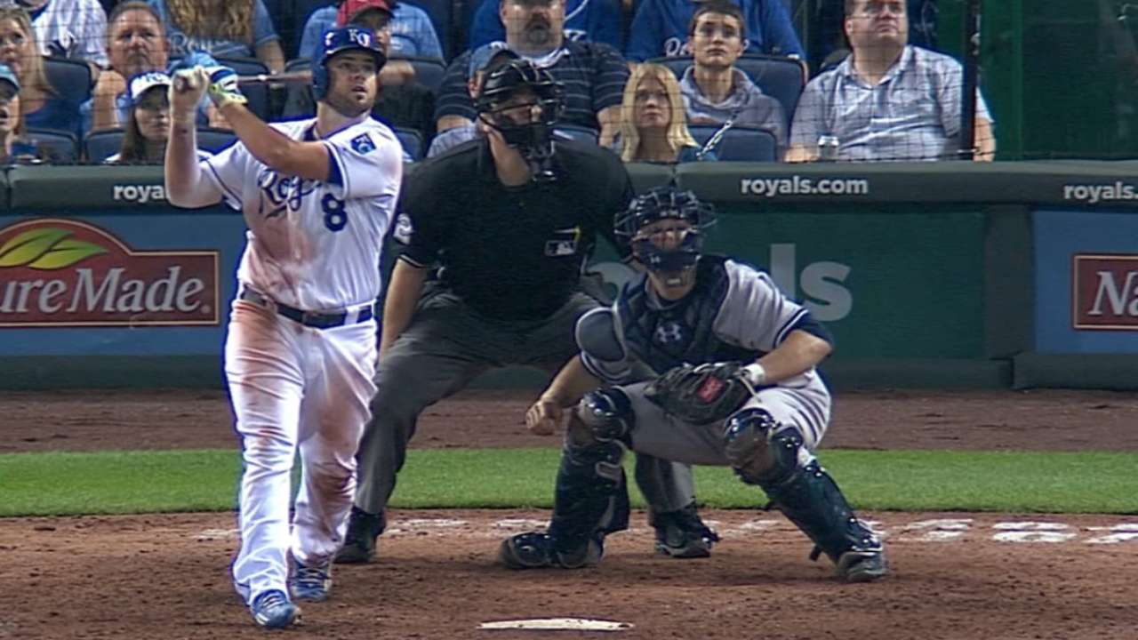Moustakas' big night