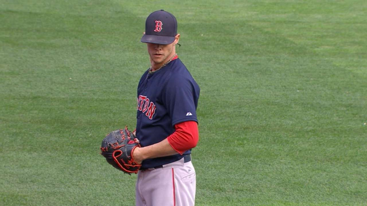 Dazzling outing by Buchholz encouraging