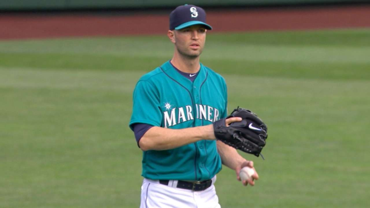Happ's strong outing