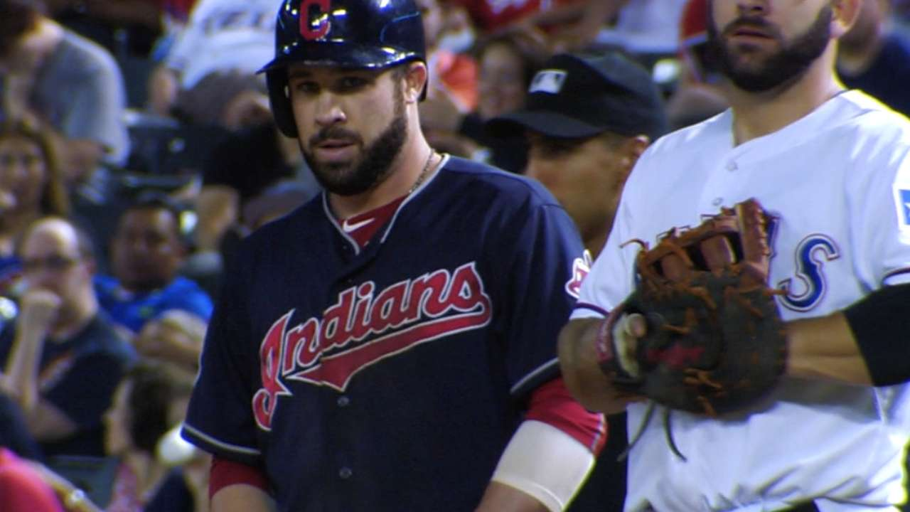 Kipnis' four-hit ballgame