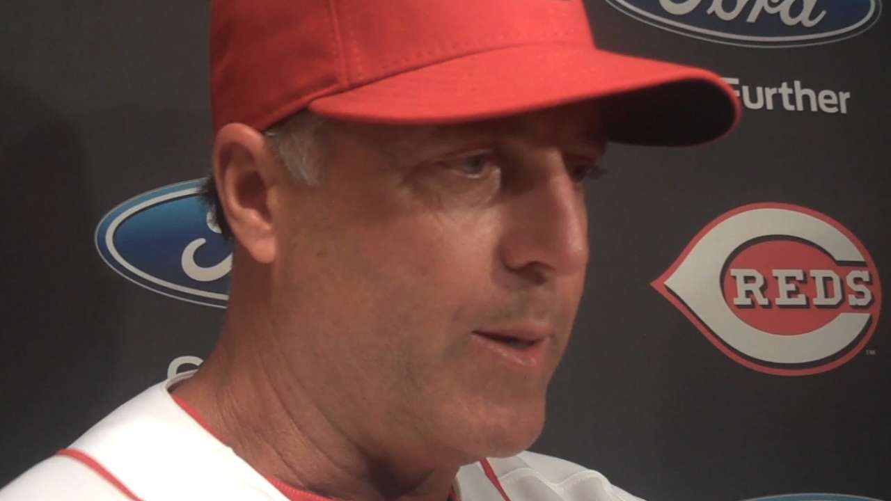 Price on fire and the Reds' loss