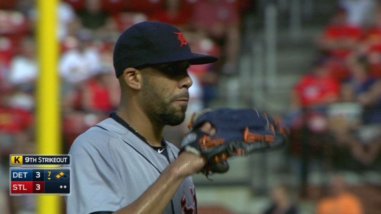 Price works 6 2/3 strong innings