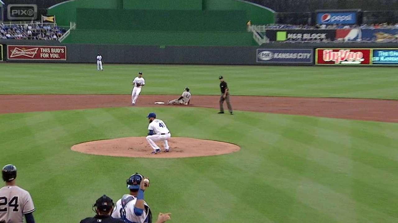 Six Yankees seek All-Star ballot momentum