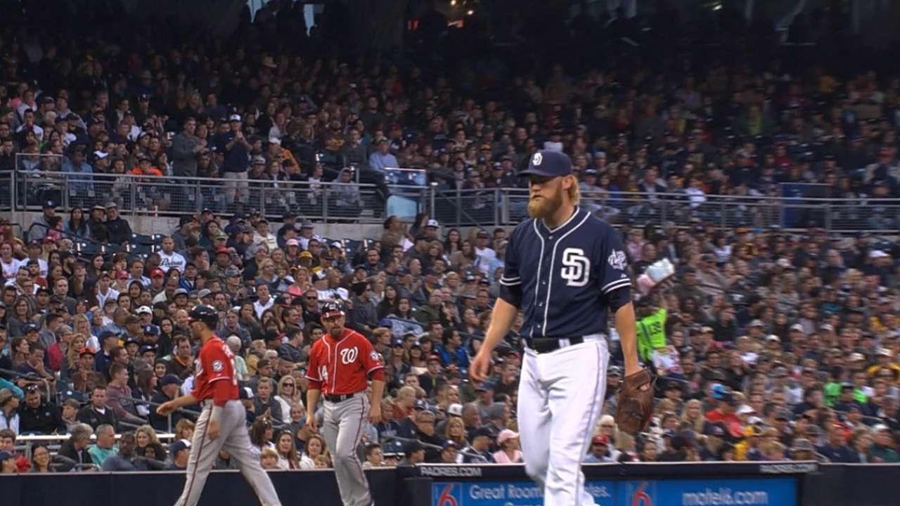 Cashner's solid outing