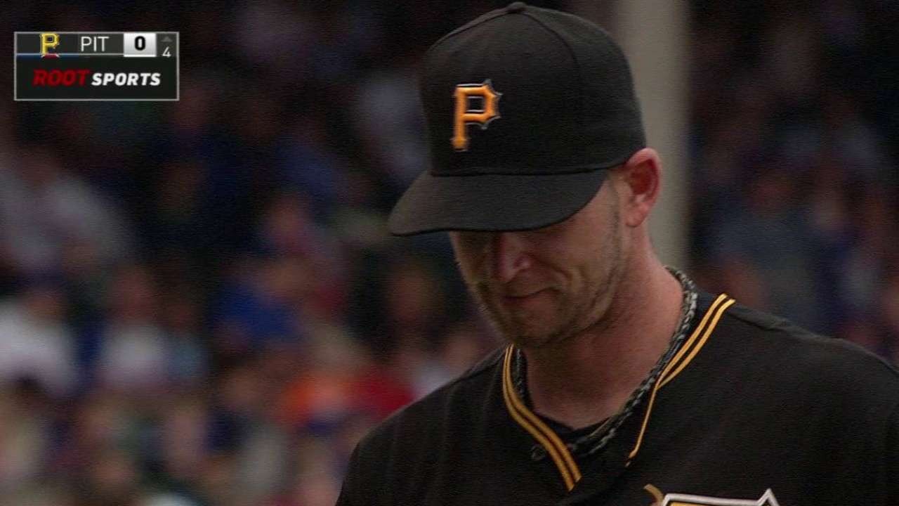 Burnett works out of trouble