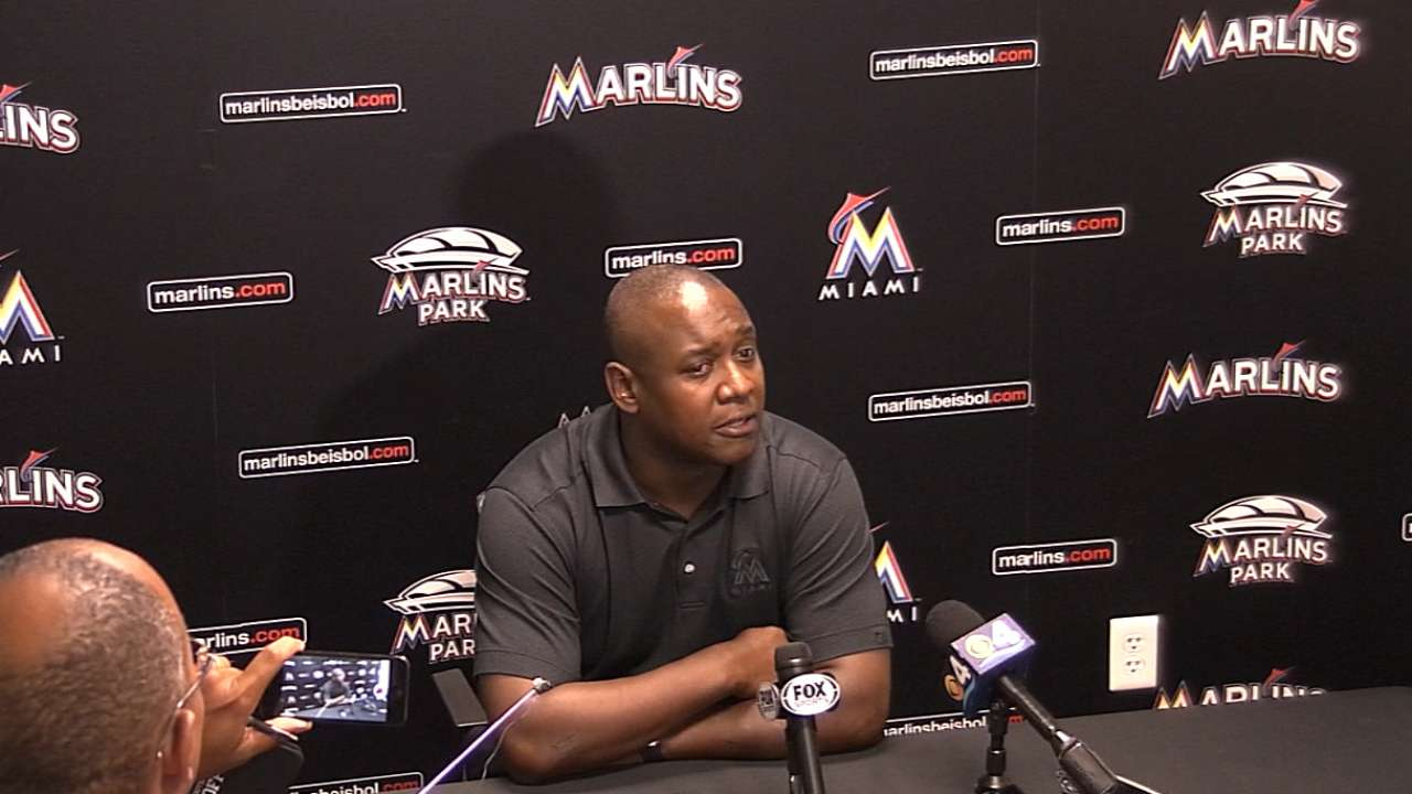 If Marlins pursue experience, 3 names arise