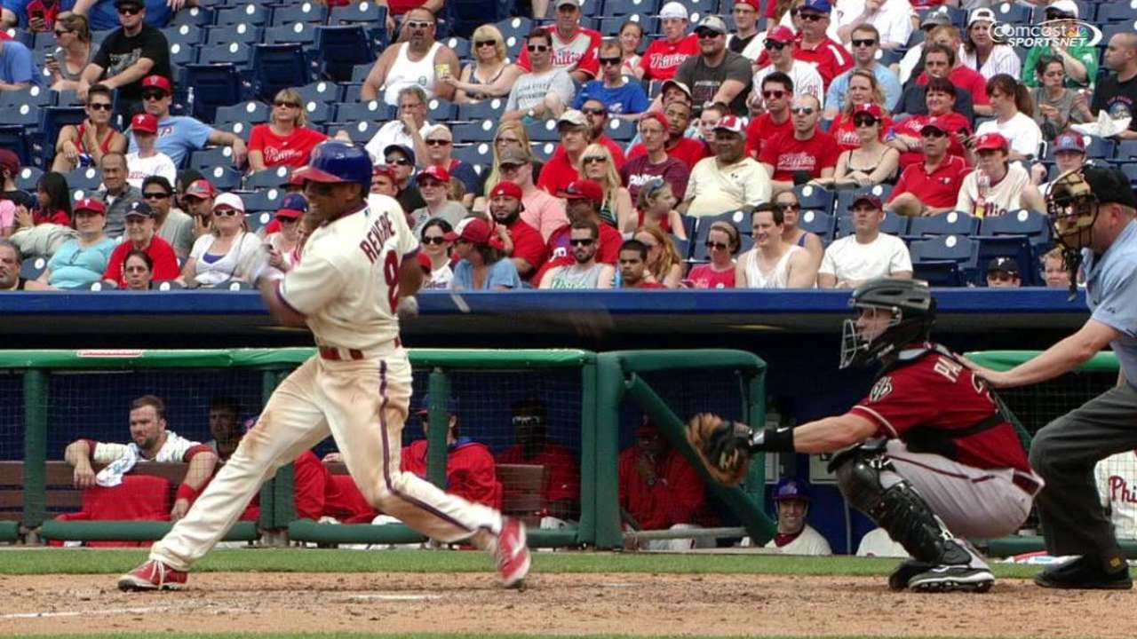 Phillies, Angels have discussed Revere trade