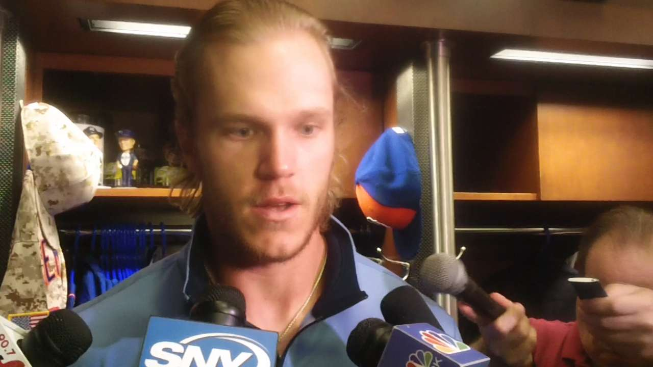 Mets on Syndergaard's first win