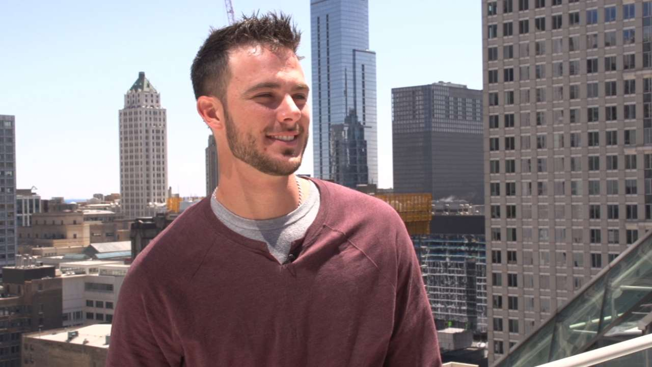Bryant finds big-city living to his liking