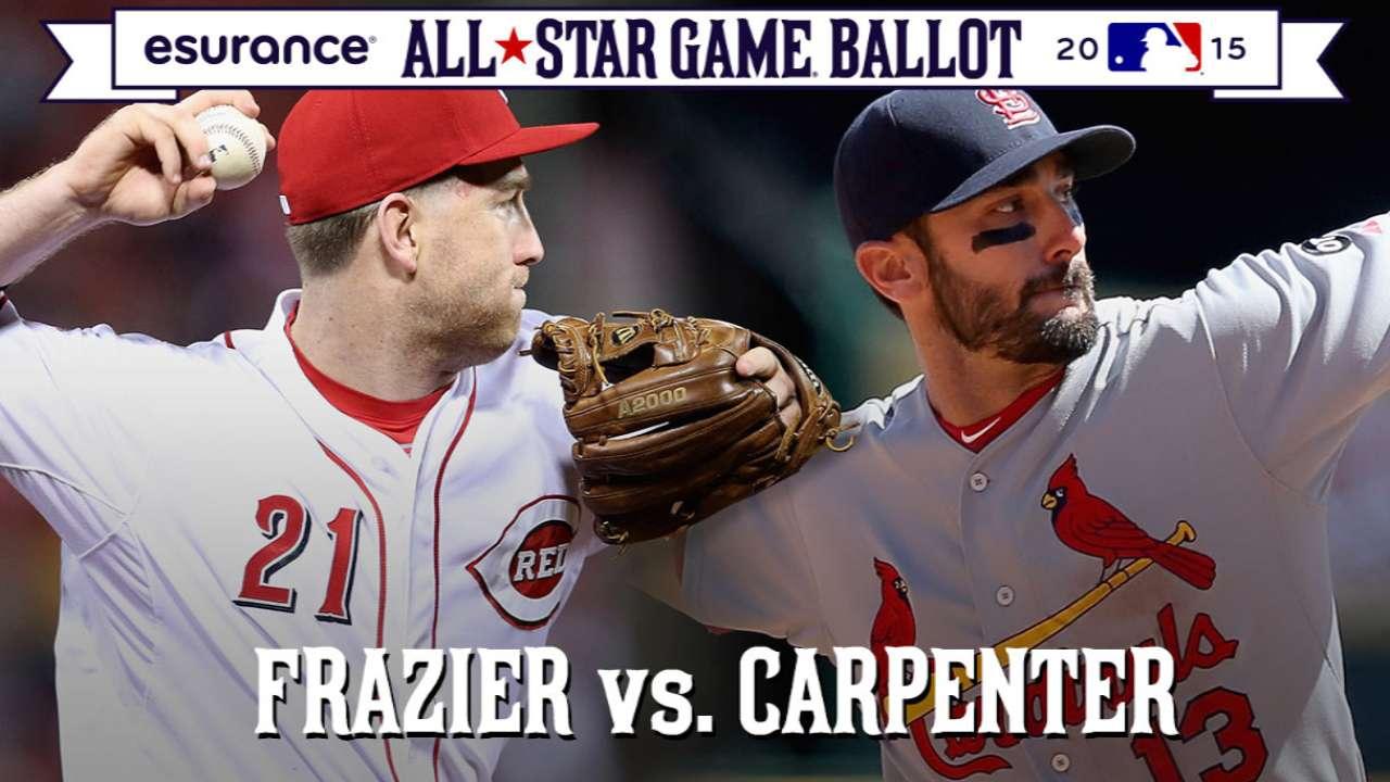 ASG debate: Frazier or Carpenter at hot corner?