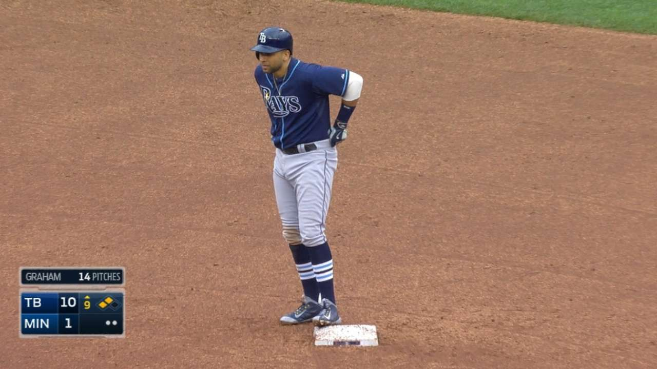 Rays' Loney rehabs as DH in Class A