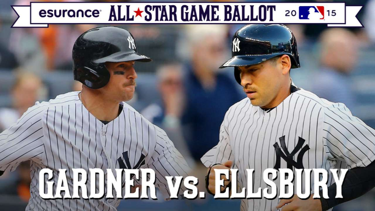 ASG debate: Ellsbury or Gardner in OF for AL?