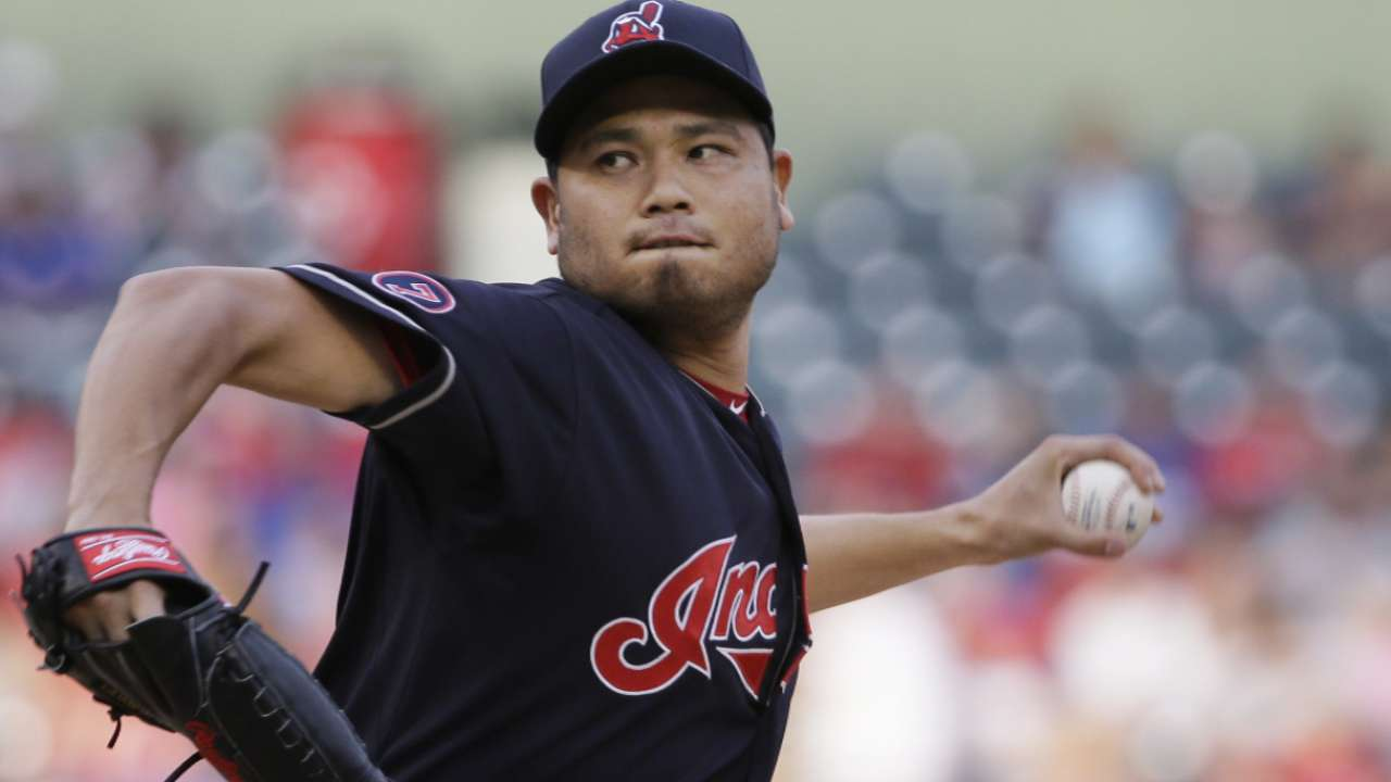 Chen warmly welcomed in Tribe's front office