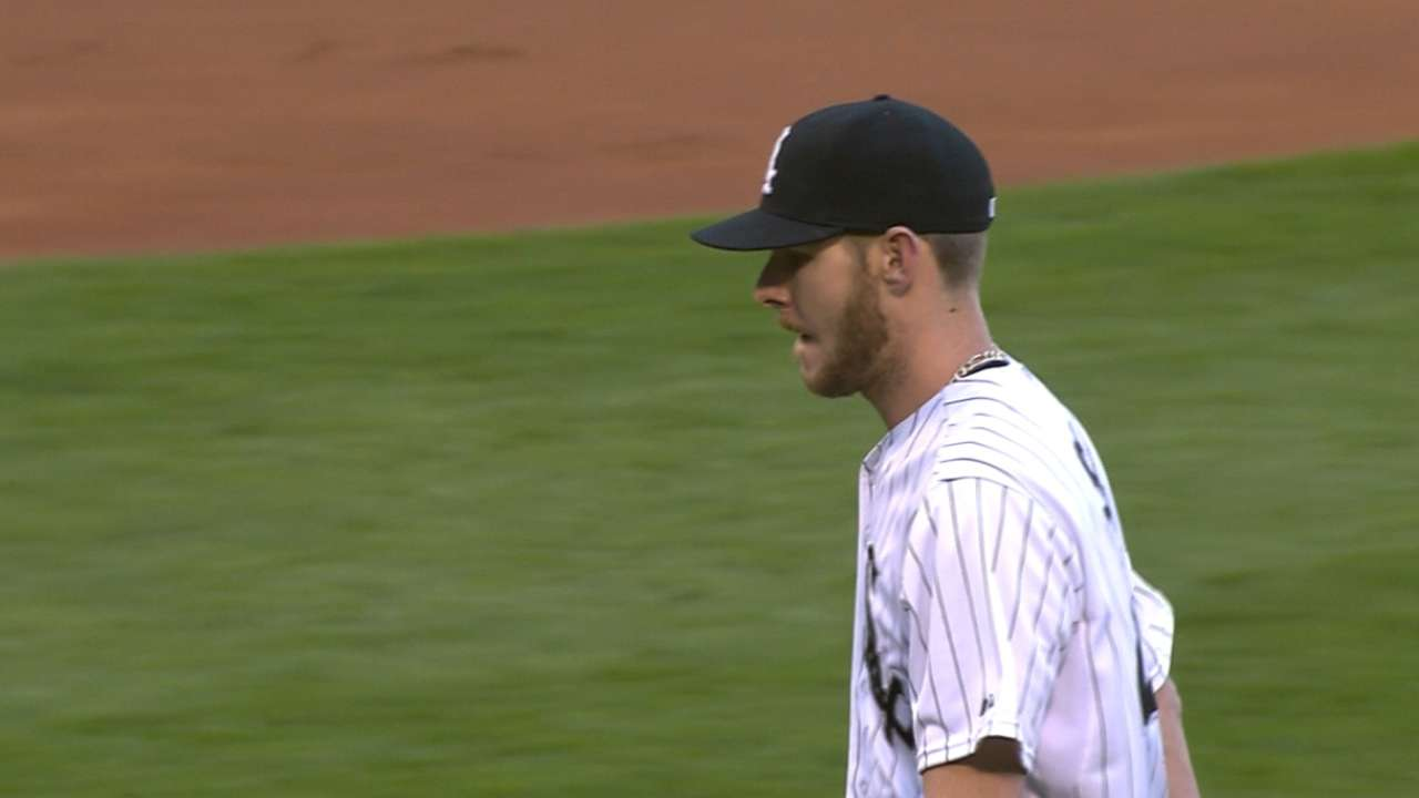Sale's eight strong innings