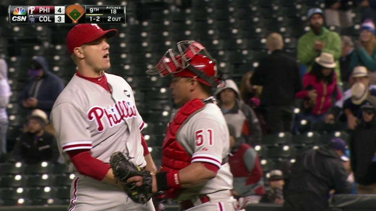 Win streak pumping life into Phillies' clubhouse