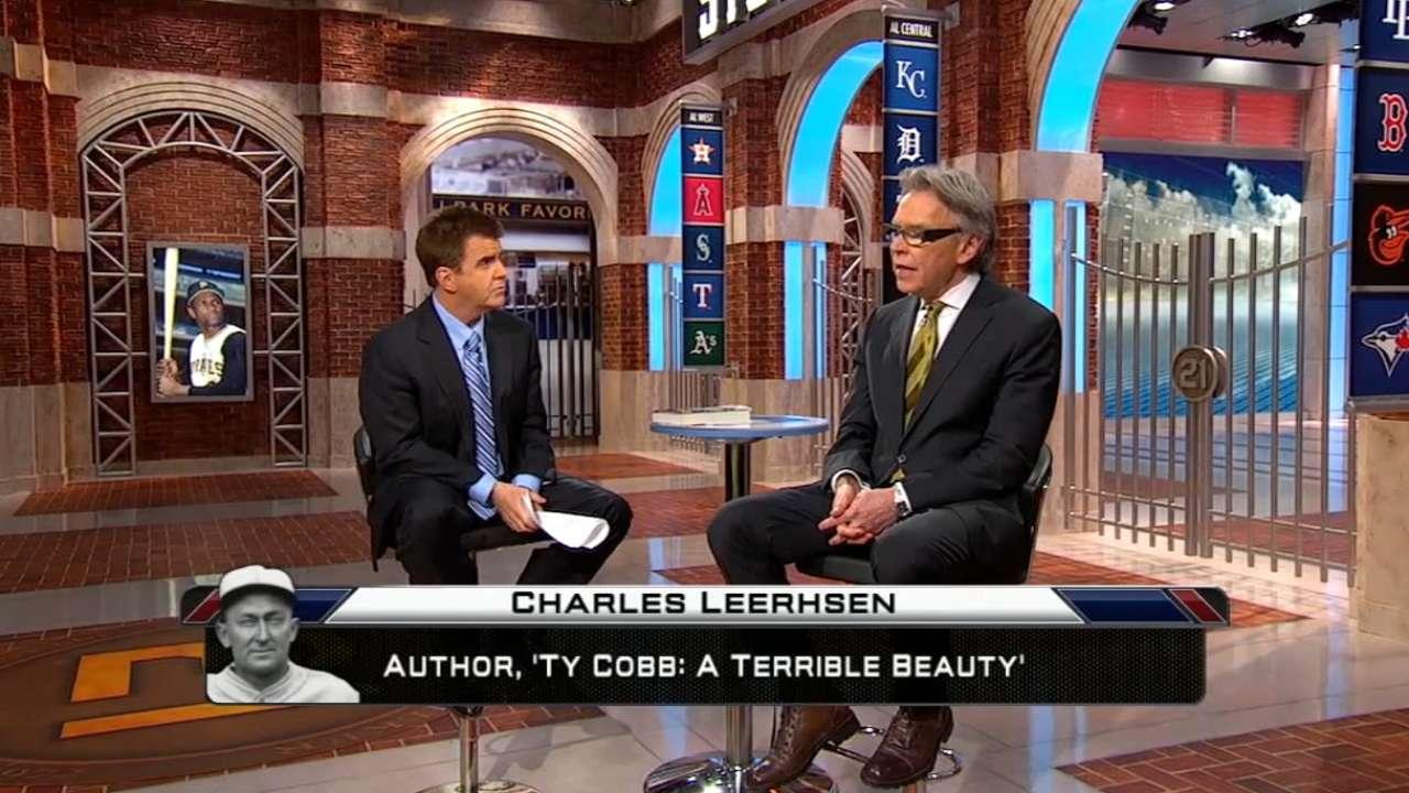 MLB Now: Charlie Leerhsen