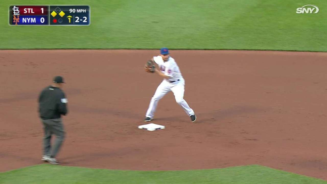 Niese struggles with execution vs. Cards