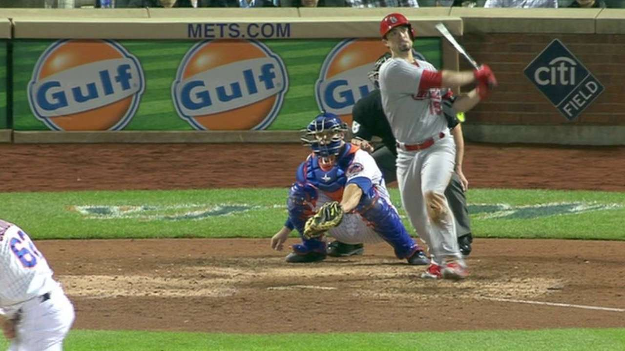 Grichuk's two-run double