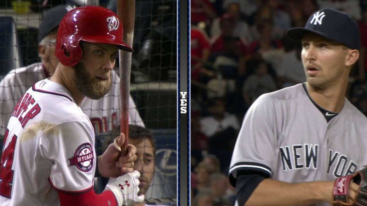 Shreve gets best of old friend Harper with K