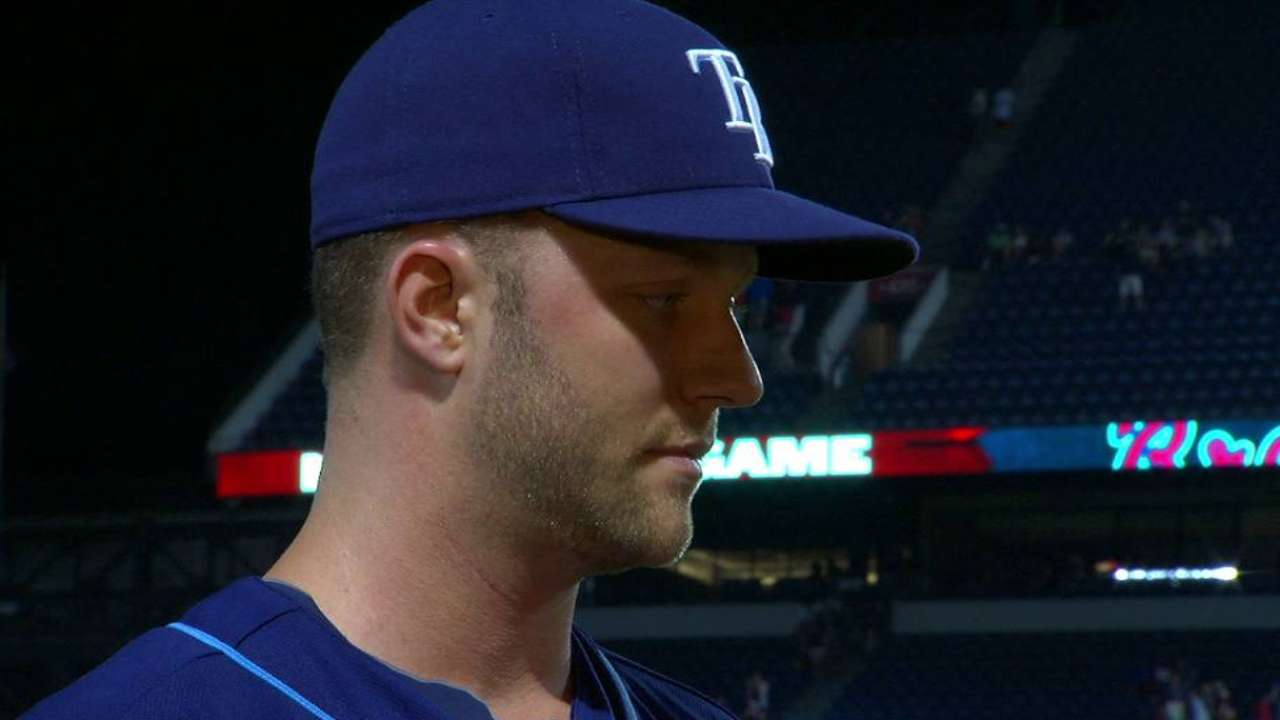 Rays welcome return of 'Jake and The Box'