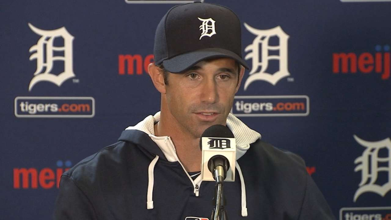 Ausmus on 8-1 loss to Brewers