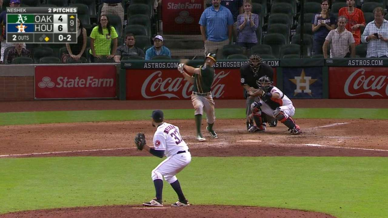 Neshek's first save of 2015